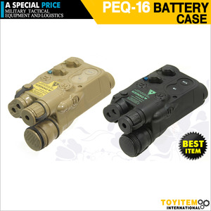 AN/PEQ-16 Battery Case